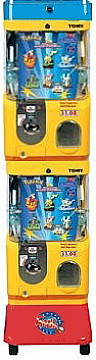 Tomy Gacha Toy Capsule Machine Single