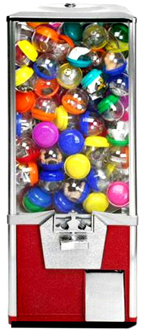 SuperPro 2 Toy Vending Machine