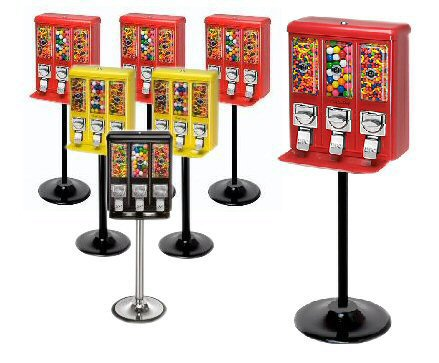 10 Triple Vending Machines