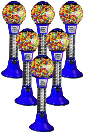 20 Whirler Vending Packages - 4'
