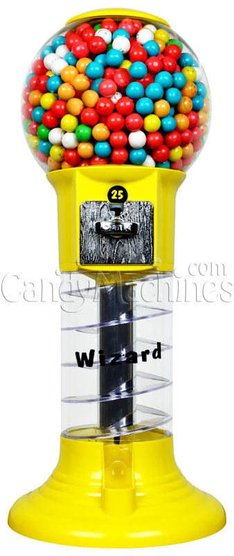 Little Wizard Global Gumball Machines