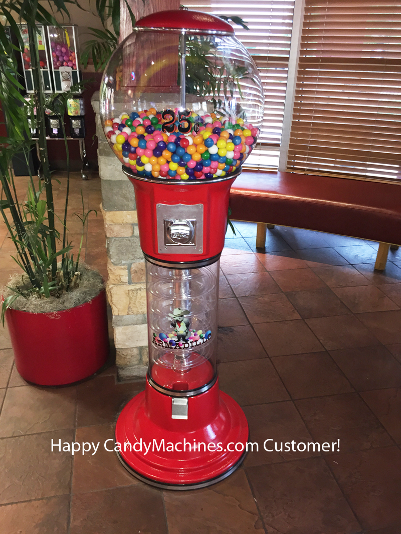 Happy CandyMachines.com Customer!