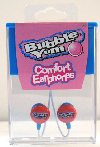 Bubble Yum Earbuds