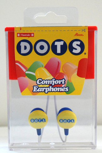DOTS Candy Earbuds
