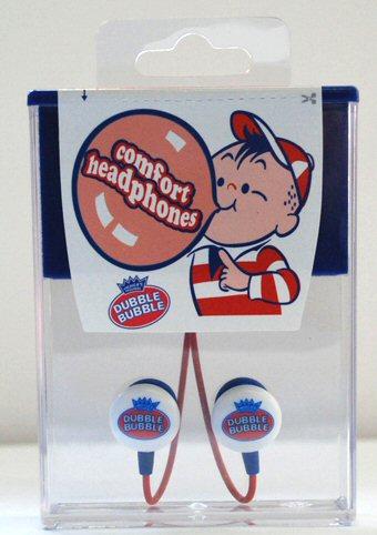 Dubble Bubble Gum Earbuds