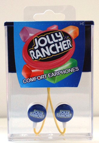 Jolly Rancher Candy Earbuds