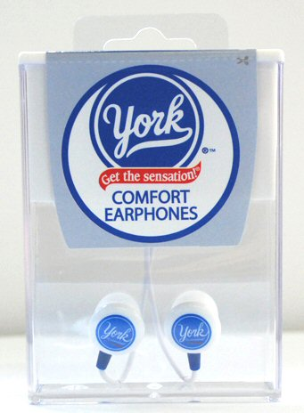 York Candy Earbuds