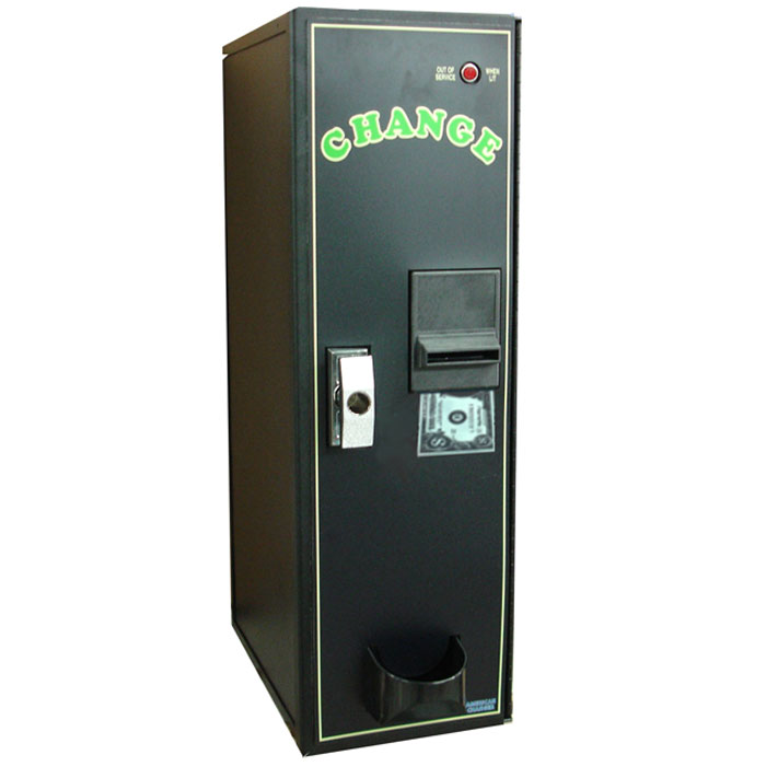 AC1001 Premier Bill Changer - Change Dispenser