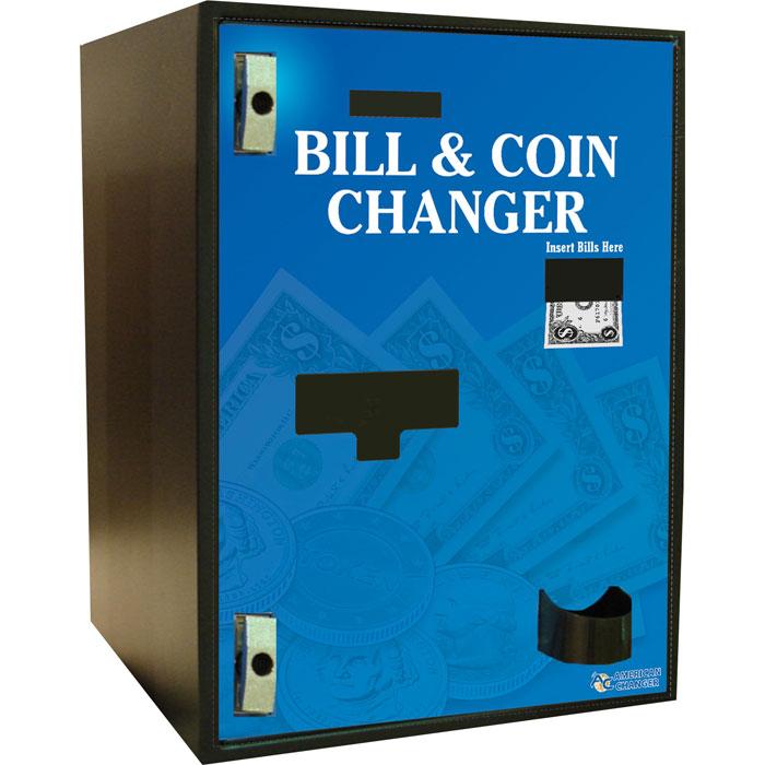 Buy Bill And Coin Changer Bill Breaker Vending Machine