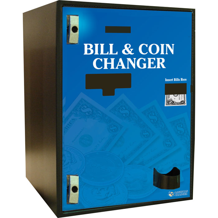 Multi-Bill and Coin Changer - Bill Breaker