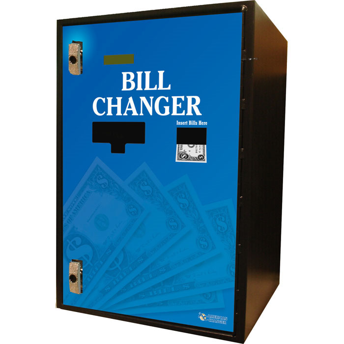 Multi-Bill Changer - Bill Breaker