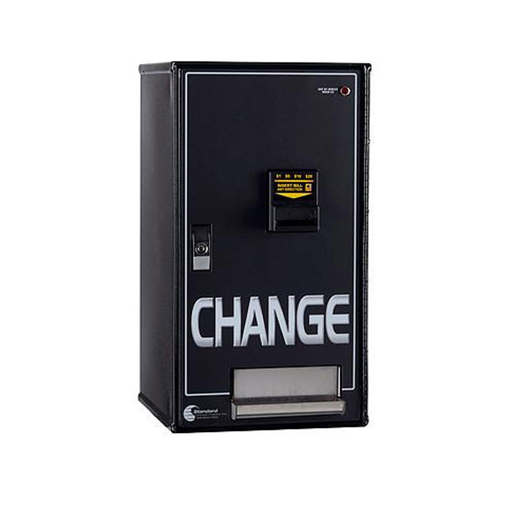 MC200 Bill Acceptor Change Machine