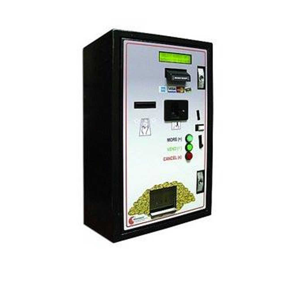 MC720-CC Standard Token Change Machine