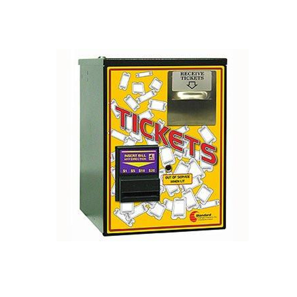 MCM100-TIK Standard Change Ticket Dispenser
