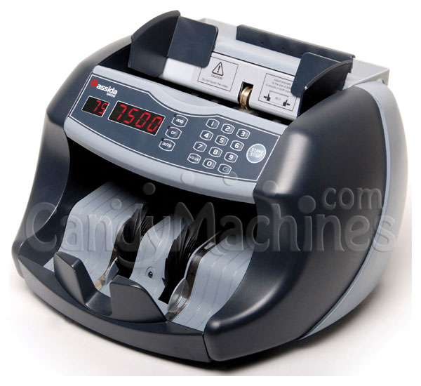 Cassida 6600 UV with ValuCount Bill Currency Counter