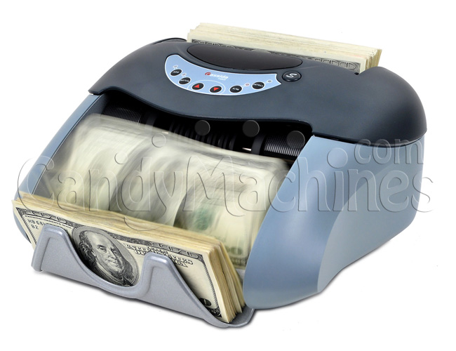 Cassida Tiger UV Professional Bill Currency Counter