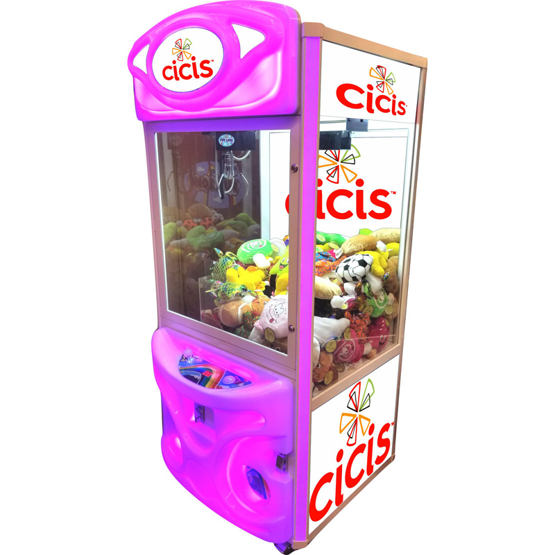 Customized Logo Claw Vending Machine