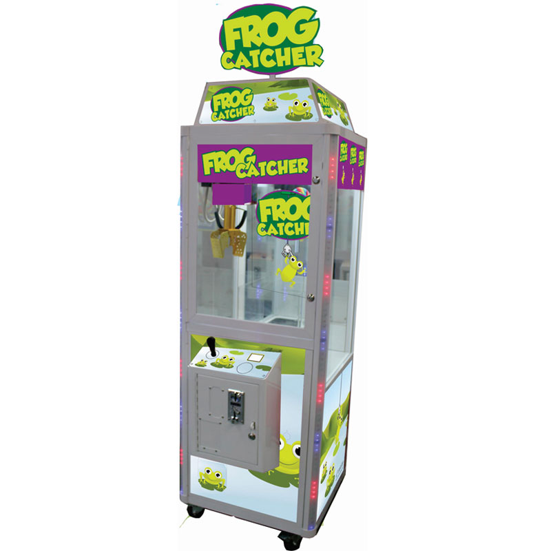 Frog Catcher Crane Vending Machine