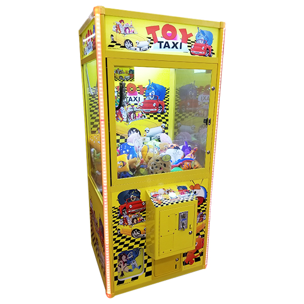 Toy Taxi Crane Vending Machine