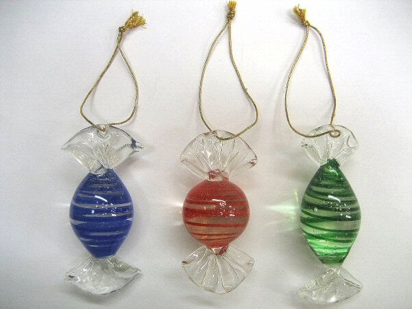 Buy Glass Candy Hanging Ornaments Vending Machine