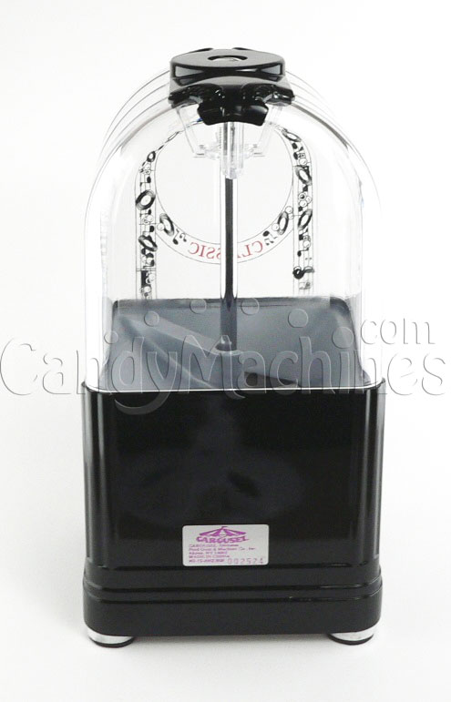 Carousel Jukebox Gumball Machine Bank