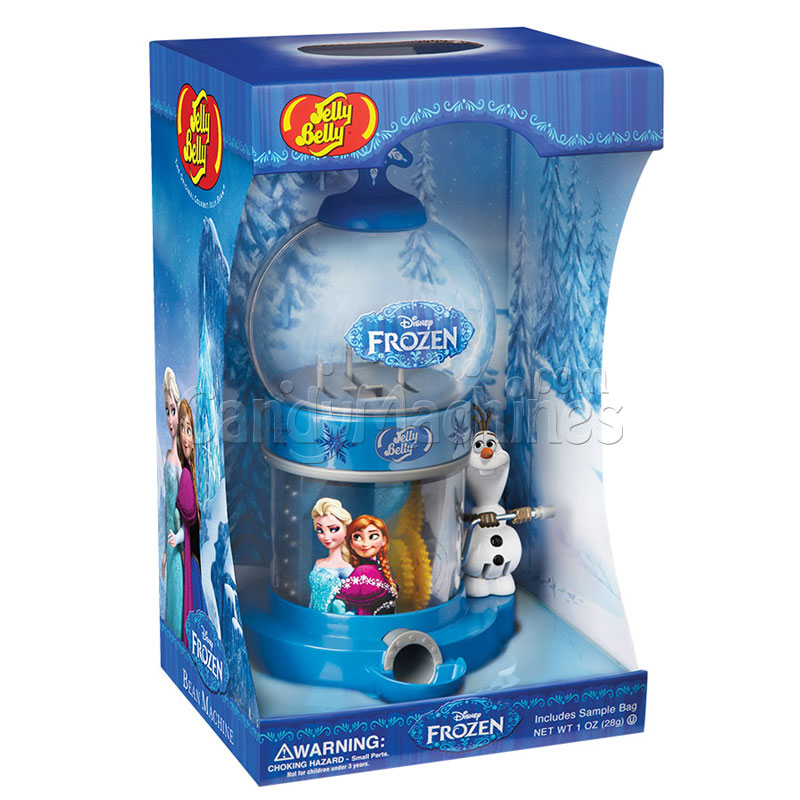 Frozen Olaf and Elsa Jelly Belly Bean Dispenser
