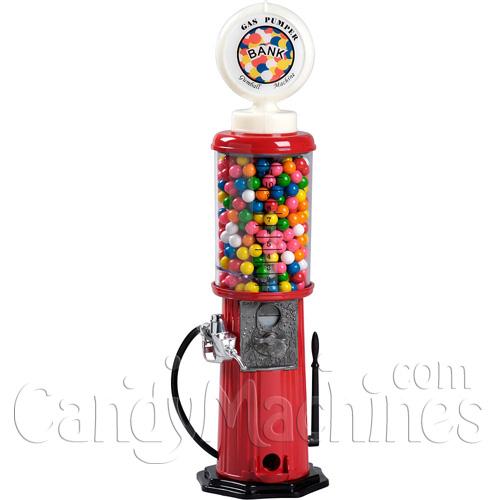 gas gumball machine