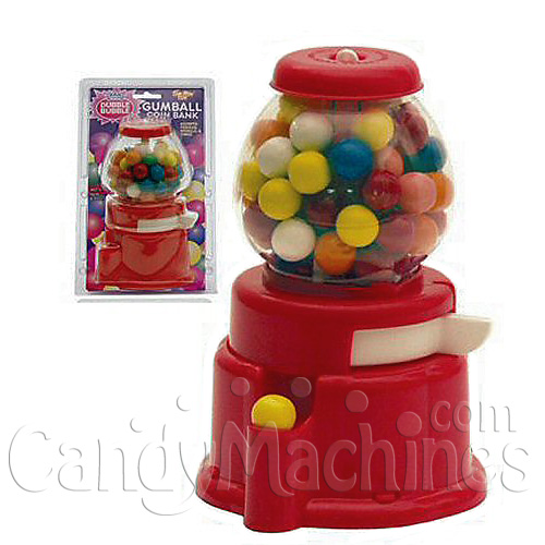 Gumball Coin Bank - Click Here To Buy
