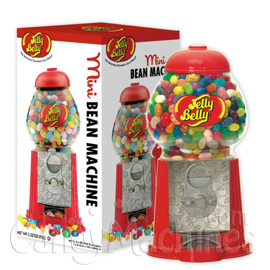 Mr. Jelly Belly Bean Machine Candy Dispenser