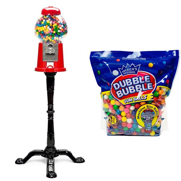 king carousel gumball machine