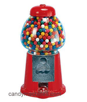 King Carousel Gumball Machine