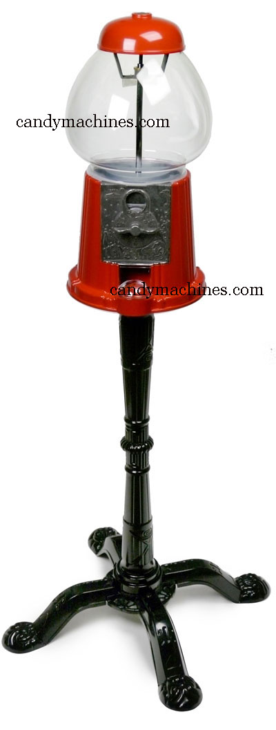 Large Gumball Machine with Stand FREE SHIPPING