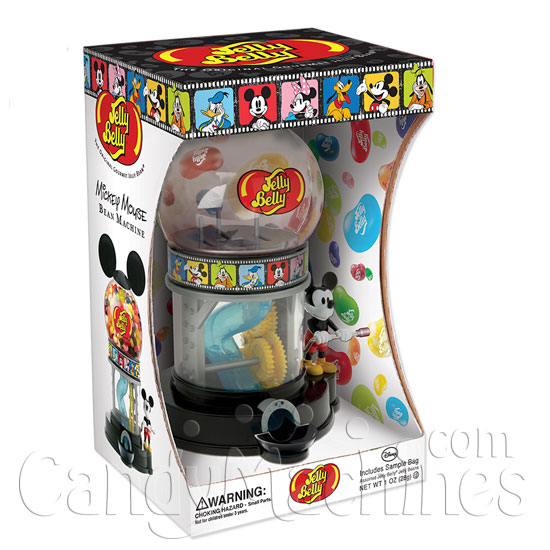 Disney Mickey Mouse Jelly Belly Bean Machine