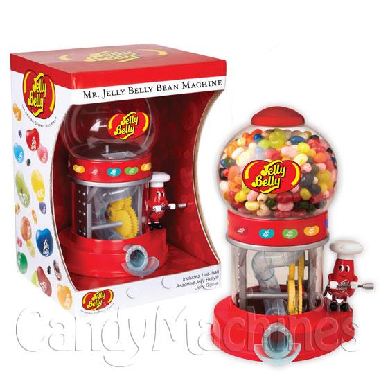 Mr. Jelly Belly Bean Dispenser
