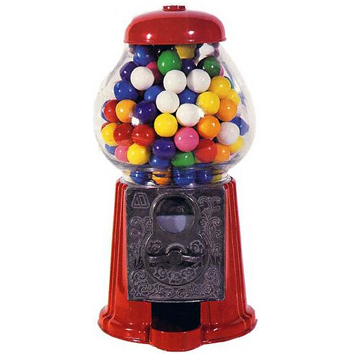 Personalized Gumball Machines