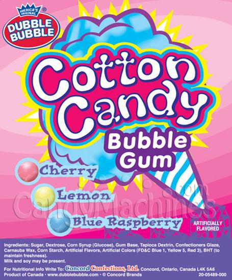 cotton machine refill