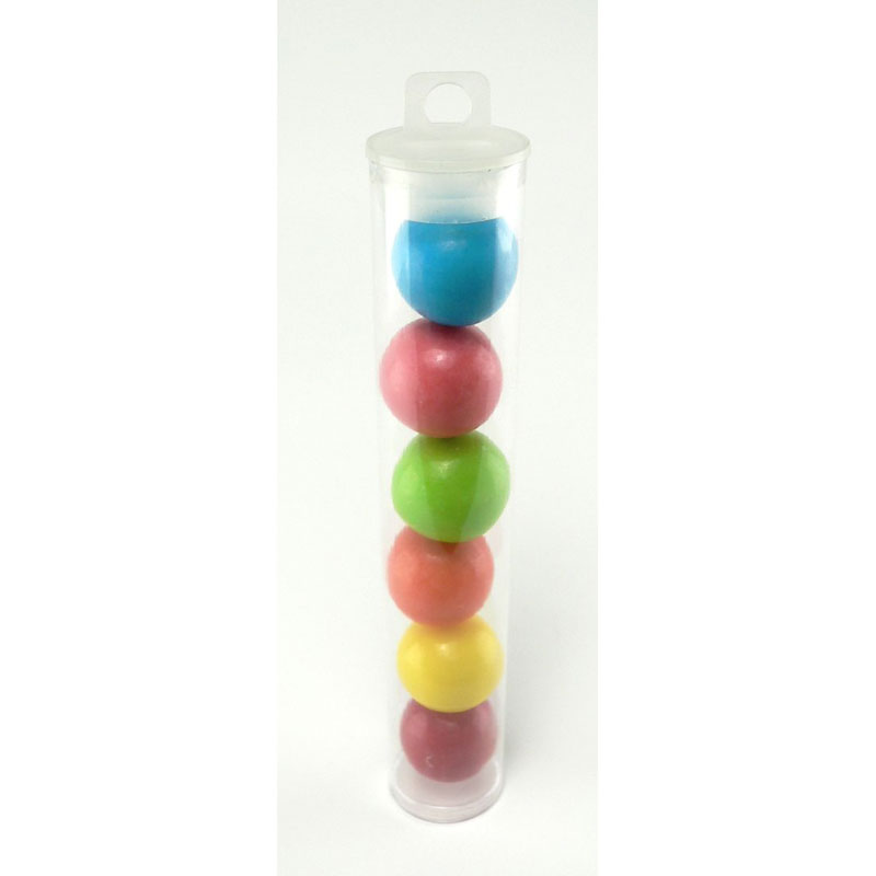Wholesale Gumball Favor Tubes