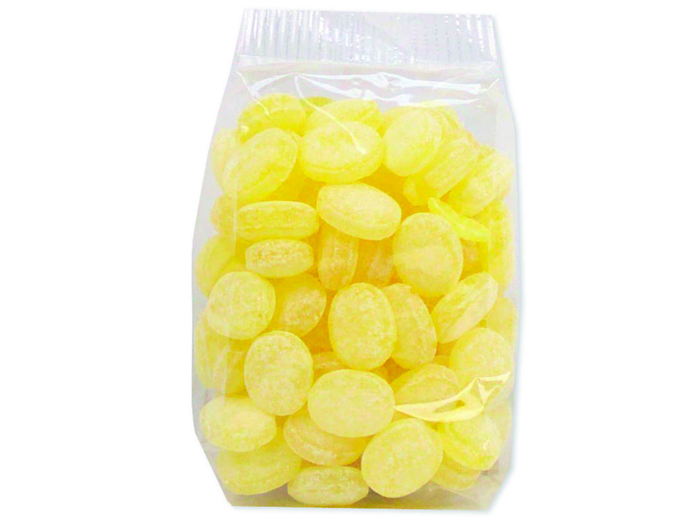 Lemon Drops Prepackaged Candy (10 lbs)
