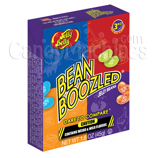 BeanBoozled Jelly Beans 1.6 oz. Box