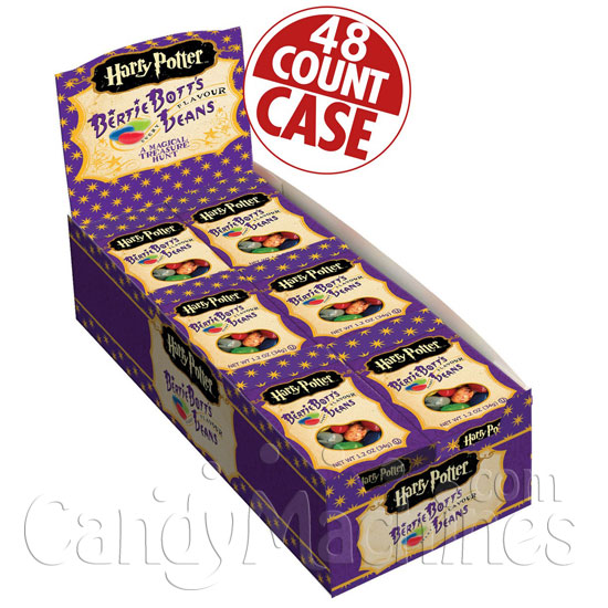 Bertie Bott's Every Flavour Beans 48 Pack