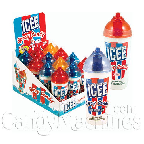 Icee Spray Candy