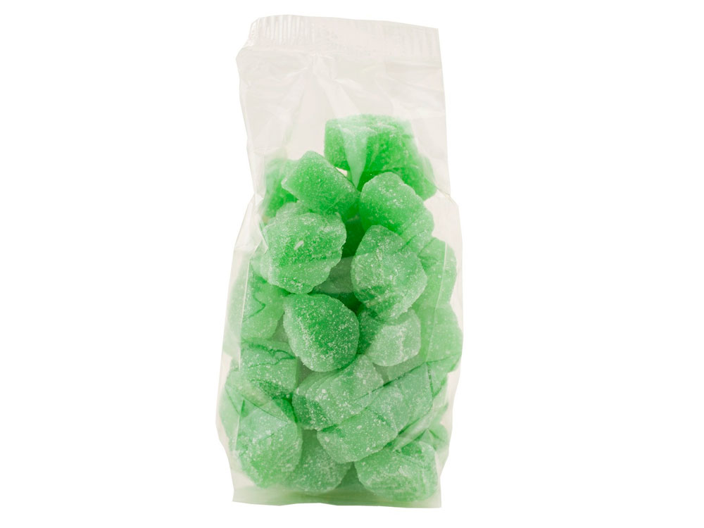 Spearmint Leaves Prepackaged Candy (11 lbs)