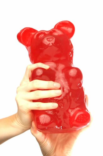 World's Largest Gummy Bears Cherry - FREE SHIPPING