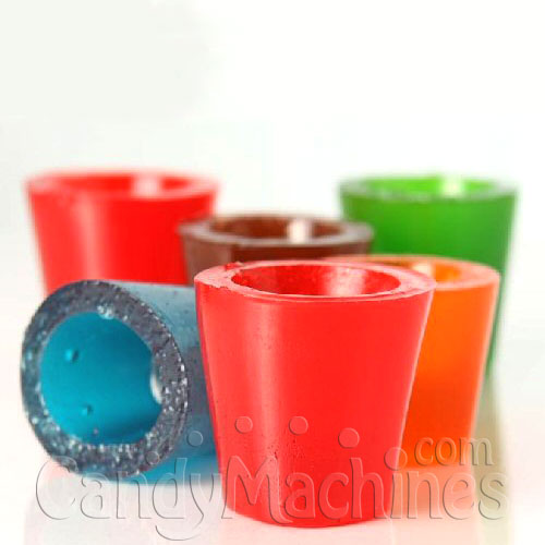 Gummy Shot Glasses - 6 Pack