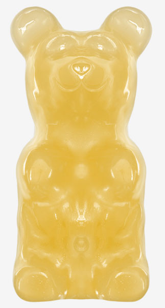 Pineapple Giant Gummy Bears (5 LBS)