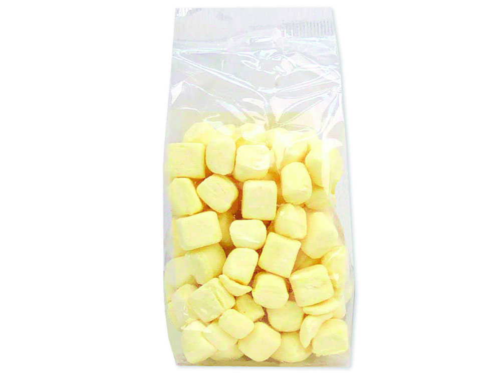 Yellow Butter Mints Prepackaged Candy (6 lbs)