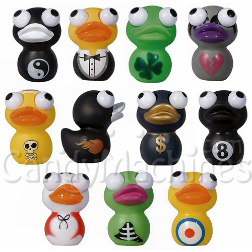 Eye Poppers Ducks Bulk Vending Toys