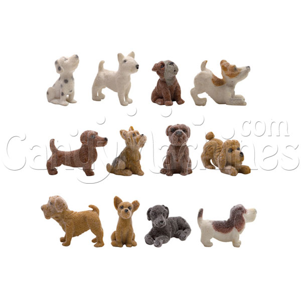 Fuzzy Friends Puppies Series 2 Bulk Vending Toys