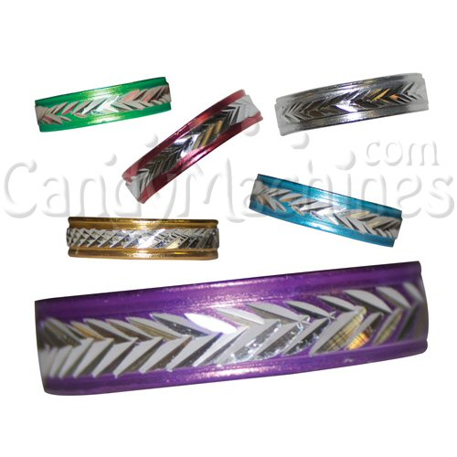 Glitz and Glam Bands Bulk Vending Toys