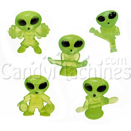 Planet X Mini Aliens Figurines Bulk Vending Toys